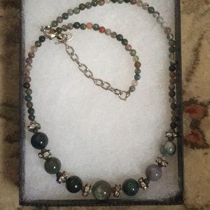 Jewelry - Jade necklace
